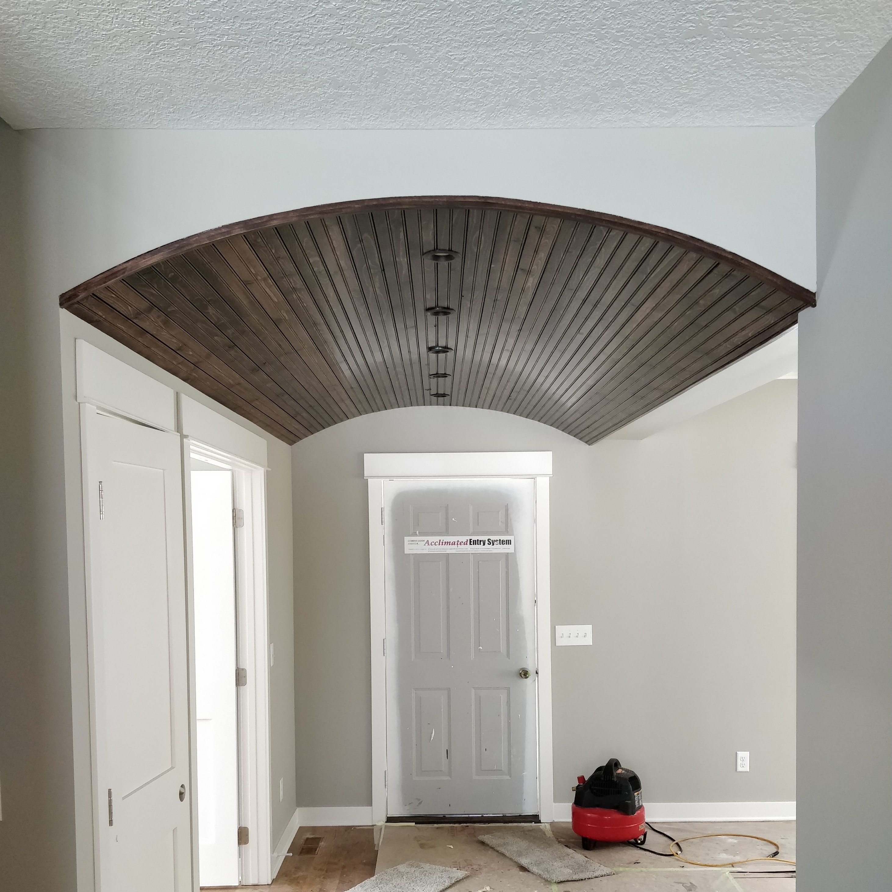 Specializing In New Construction Trim Carpentry